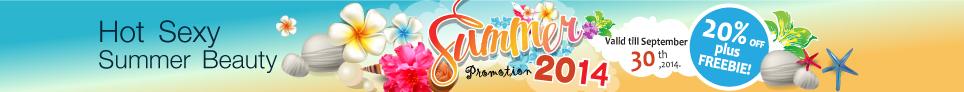 Summer Promotion 2014